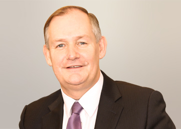 Conn Murray, Chair of Public Sector