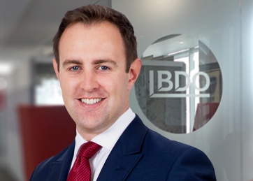 Stephen McCallion, Partner